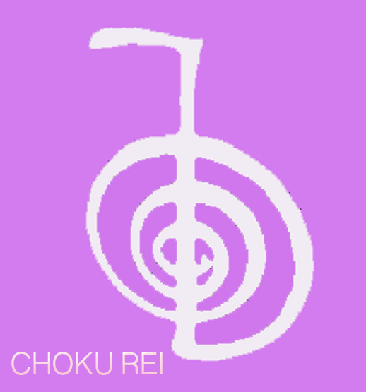 CHOKU REI SYMBOL ©