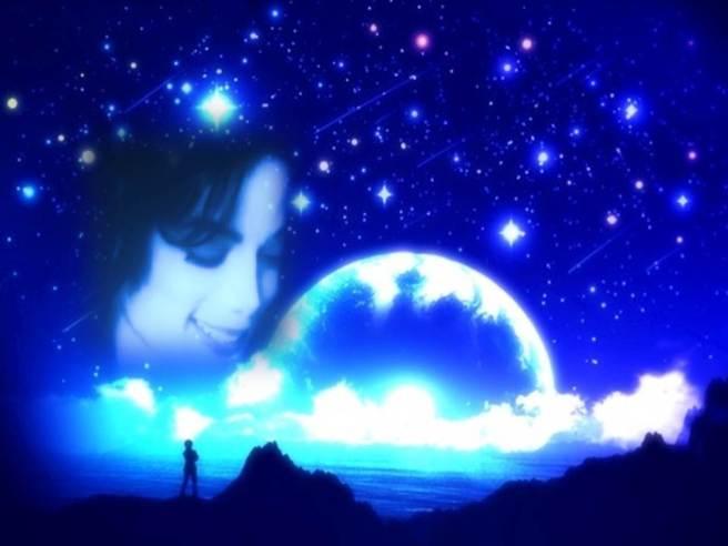 Michael Jackson: Dreamy Fan Pop Art created by Indian MJ Fan Nivi Ranjani ©
