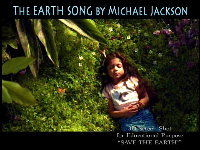 Michael Jackson´s Earth Song Message: Healing the World Mission of ARCHANGEL MICHAEL