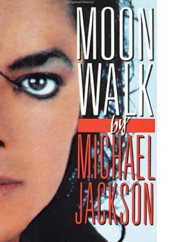 Moonwalk by Michael Jackson the Book Memoir Autobiography Cover