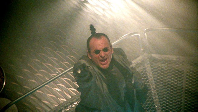 Michael Jackson´s Message: Moonwalker Antagonist