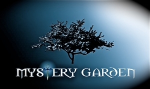 Official Old Label Logo under which original Publishing took place: MYSTERY GARDEN LOGO 2007/2008 ©