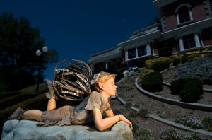 Michael Jackson´s Neverland Ranch Design: Integrating many of his Artistic Visions including Walt Disney and Peter Pan