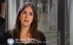 Dr. Jane Aspell on Out of Body Experiences from Science Perspective