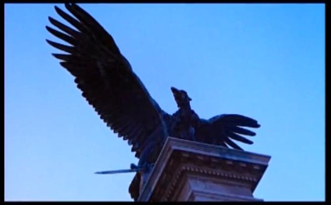 Michael Jackson´s HIStory Teaser: Ancient Bird Symbols- HORUS ©