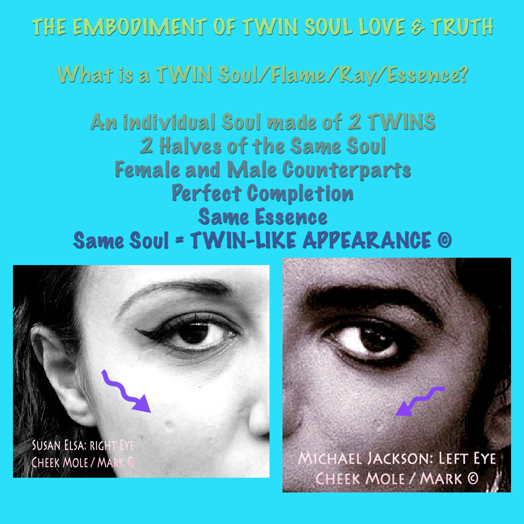 Michael Jackson: Increased Psychic Skills as a Twin Flame Soul Sign