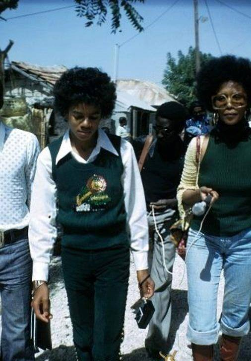 Michael Jacksons Real Human Metamorphosis Story: Before 1982 © Twin Flame Mirror Information