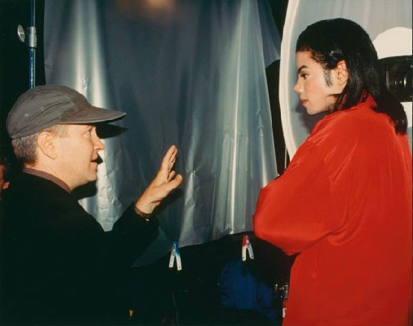 Michael Jackson Side Profile Photo Rare- For Educational Purpose on Twin Soul Metamorphose