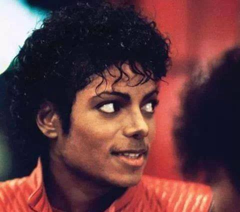 Michael Jacksons Real Human Metamorphosis Story: After Thriller 1982 © Twin Flame Mirror Information Science Biology Physical Proof