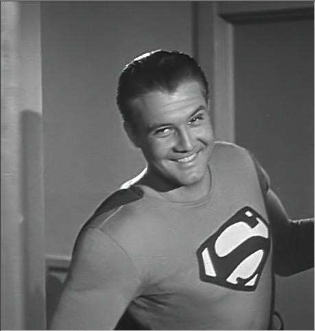 George Reeves: The first TV Series Superman 1953- Twin Flame Soul Information- ©