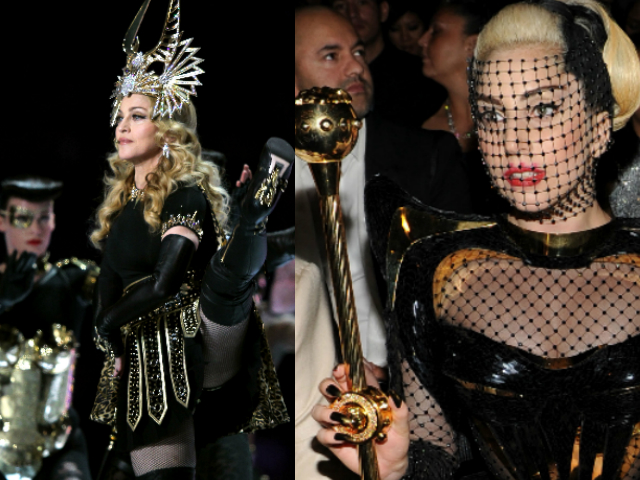 Madonna-Lady-Gaga-and the current spiritual Condition of the Feminine Soul on Planet Earth
