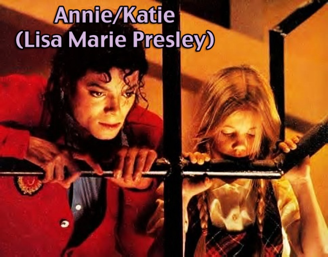 Michael Jackson Moonwalker Annie Are You Okay Lisa Marie Presley Visions Soul Mate