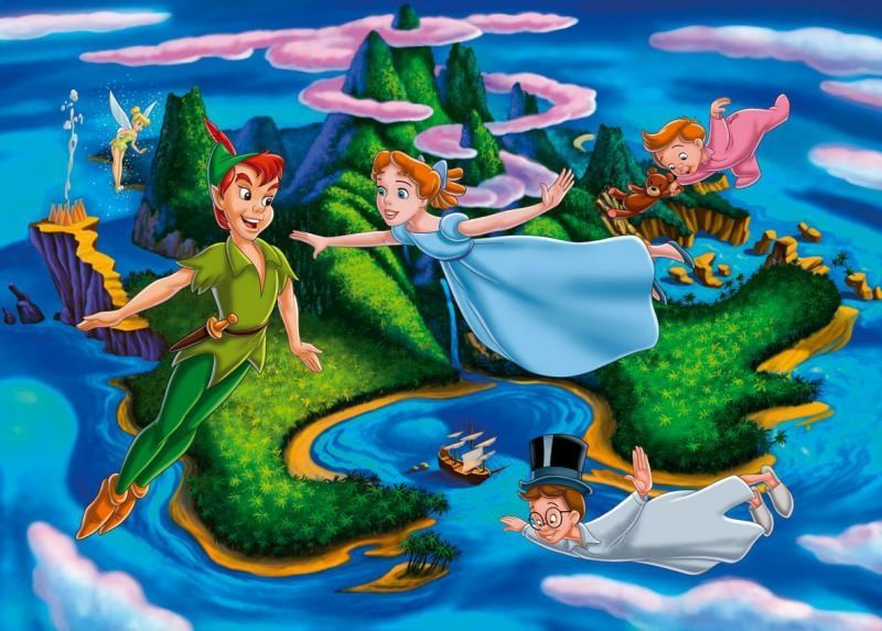 peter pan analysis Peter pan (character) is a featured article, which means it has been identified as one of the best articles produced by the disney wiki community if you see a way this page can be updated or improved without compromising previous work, please feel free to contribute.