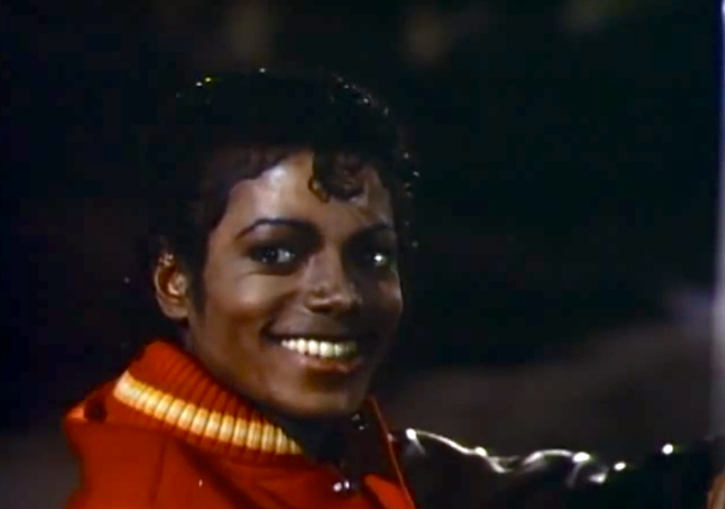 STARLIGHT TWIN FLAME SOULS: Michael Jackson Engagement Ring Scene and Moon Metamorphosis THRILLER Film Movie