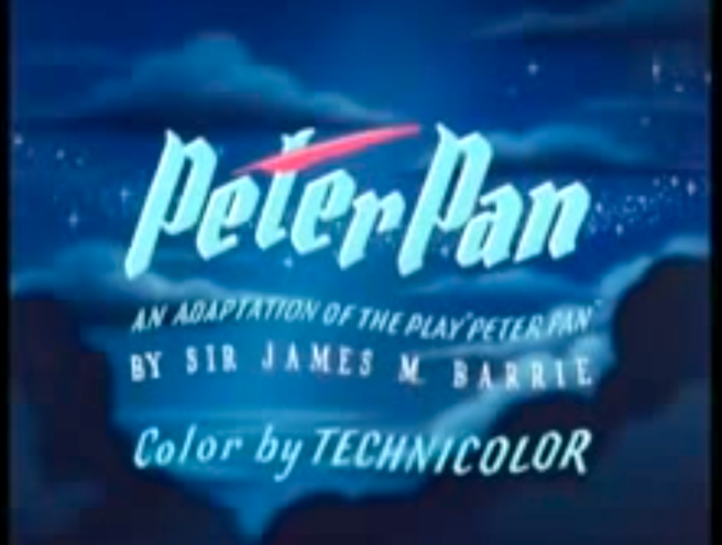 PETER PAN ORIGINAL BY WALT DISNEY- Special Analysis and Symbolism History