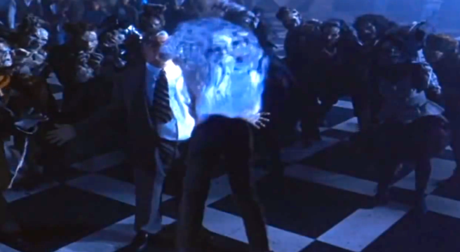 Michael Jacksons GHOSTS Film Meaning: Archangel Michael´s Judgement of Souls and Mirror of Self Consciousness Confrontations