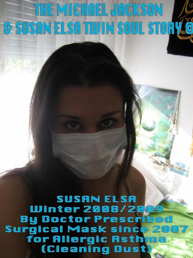 The True Michael Jackson Twin Soul Story: Susan Elsa Twin Flame Symptoms after Meeting Michael Jackson & Near Death Experience © 2007-2009