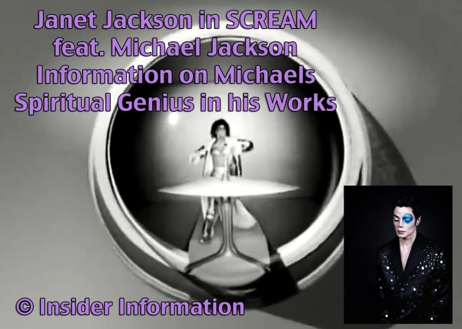 SCREAM- Michael Jackson Susan Elsa Twin Cheek Mole Information- The Psychic Genius King of Pop- ©