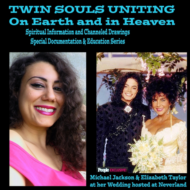 TWIN SOULS UNITING: On Earth and in Heaven- Special Spiritual Education Series- © Archangel Michael´s Wedding Project