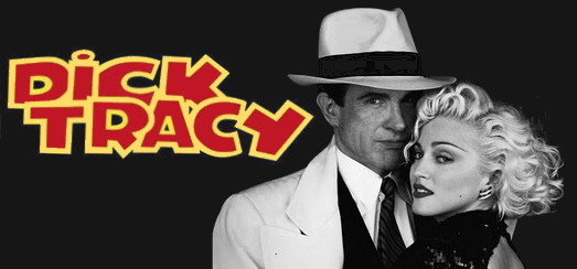 dick tracy 1991- Imitations of Michael Jacksons MOONWALKER Movie Ideas and Styles