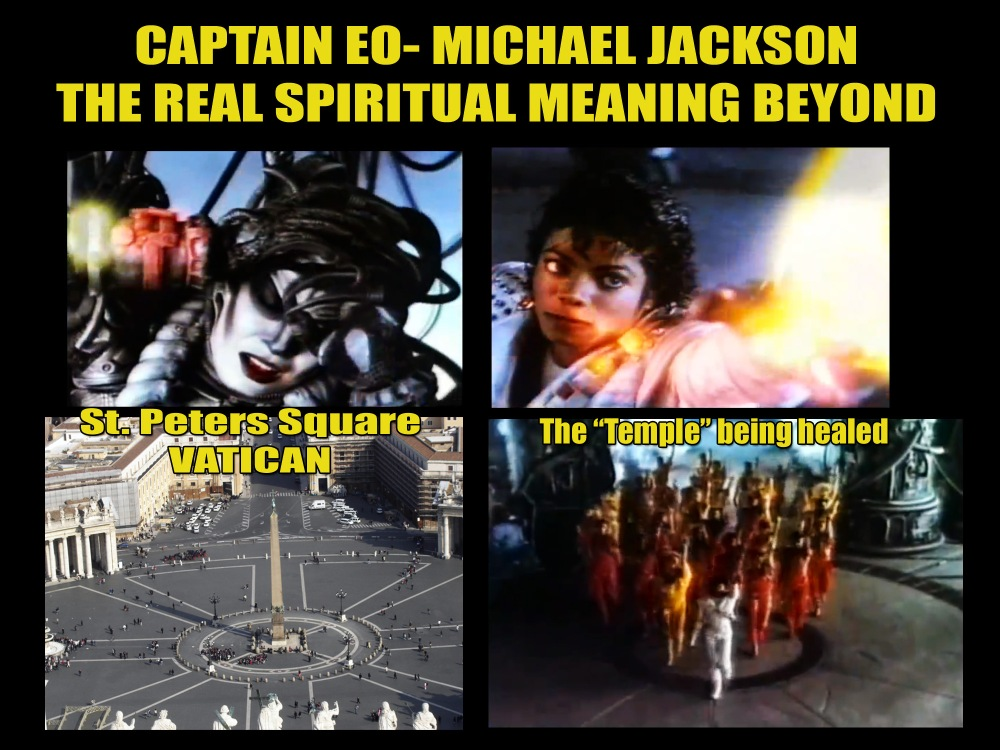 Michael Jacksons ANOTHER PART OF ME: Healing the Temple Church-Her-She- Female Divine Spiritual Teachings Captain EO MJ