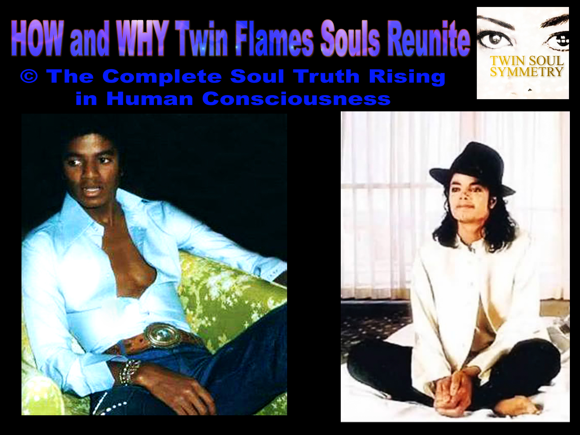 HOW and WHY Twin Flames' Souls Reunite © The Complete Soul