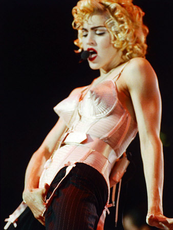 Madonna copy MJ whole time