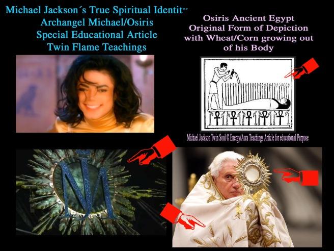 Michael Jackson True Twin Flame Soul Teachings © MJ Archangel True Spiritual Identity and Message Teachings