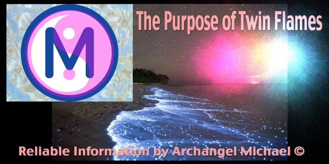 The Purpose of Twin Flames by Archangel Michael: Reliable Information on Twin Souls 777