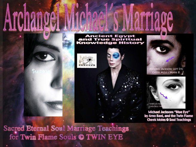 ARCHANGEL MICHAEL'S MARRIAGE: About Male and Female Relationships on Earth © Twin Flame Soul Teachings about Earth and Heaven