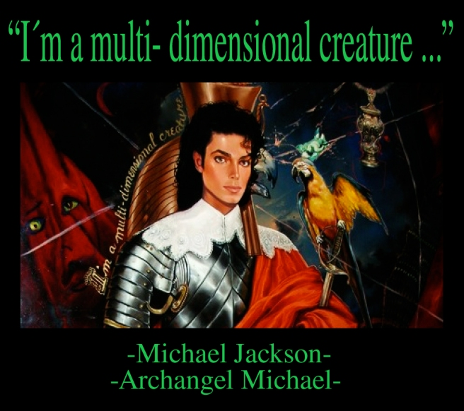 About Michael Jacksons Spiritual Side: Personal Angelic Soul Visions in Private Art Works and Paintings NEVERLAND © Special Twin Flame Soul Message