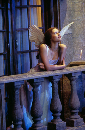 William Shakespeare´s Spiritual Connection to Archangel Michael/Osiris- Photo for Educational Purpose Claire Danes Leonardo DiCaprio Romeo and Juliet Movie