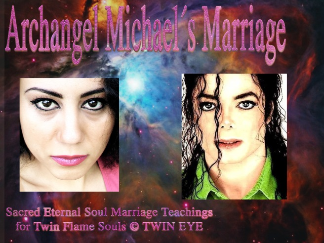 WHEN TWIN FLAMES MERGE AND GET SKILLED IN WORKING AS UNIT © Michael Jackson Angelic Twin Soul Flame Official
