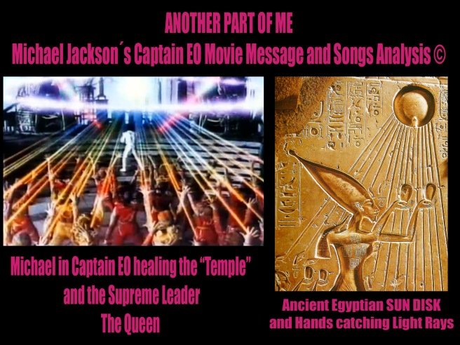 Michael Jackson about Gods Light and Soul Energy Sources in Heaven © TwinFlame Soul Official