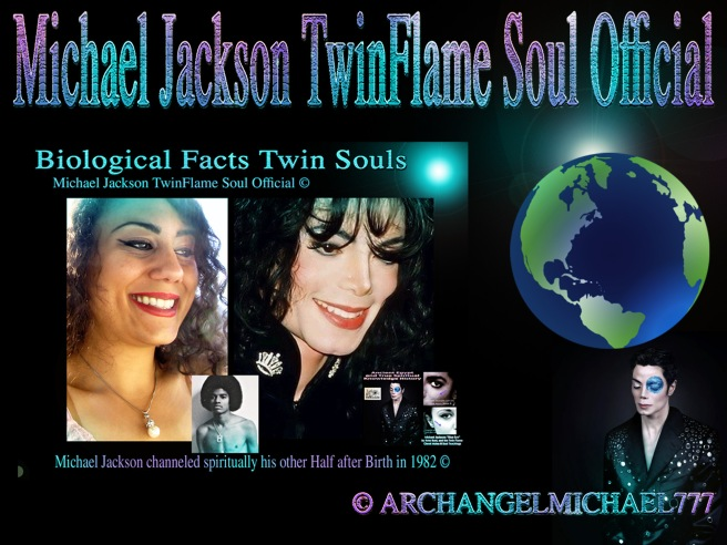 Biological Facts Twin Souls and Aura Teachings Article © Michael Jackson TwinFlame Soul Official *Including Educational Pictures*