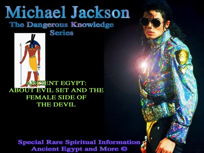 Ancient Egypt: About Evil Set (Ghost of Jealousy) and his female Side © Archangel Michael 777