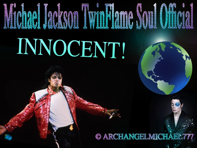 Michael Jackson Innocent Soul Truth Archangel Michael Special Information Article © Michael Jackson TwinFlame Soul Official