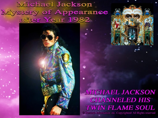 Michael Jackson Mystery of Appearance after Year 1982 © The True Peter Pan Osiris Ancient Egypt and Thriller Metamorphosis Real Twin Flames Souls *Educational Photos*