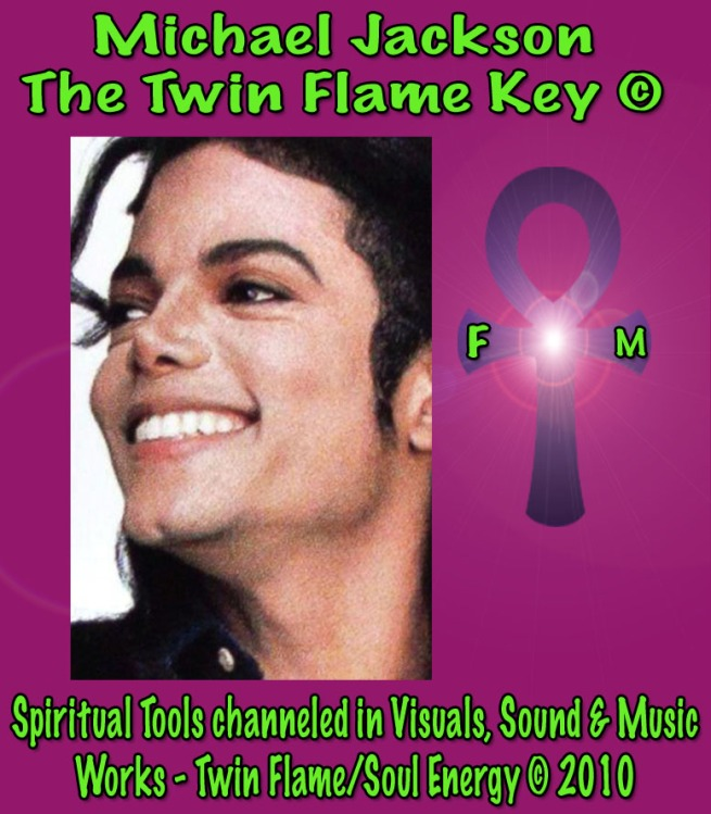 Michael Twin Flame Key 2010 Sounds Channeled