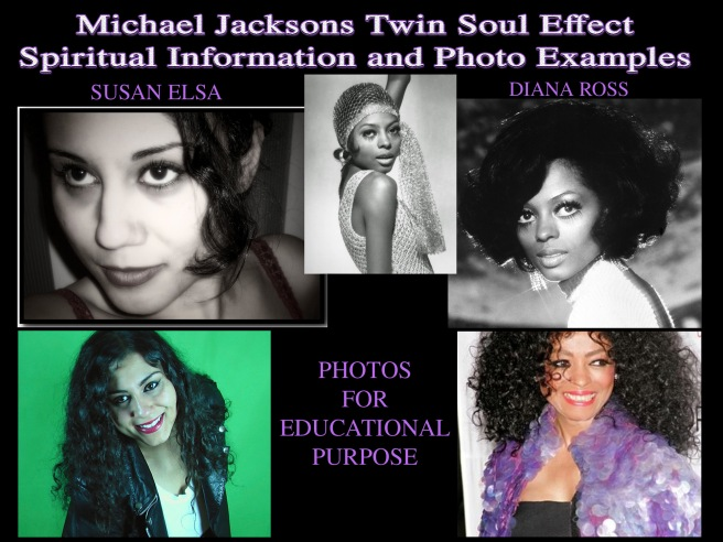 Michael Jacksons Type of Girl/Woman: Susan Elsa Egyptian Diana Ross Michael Jackson Quote Why He Compared them