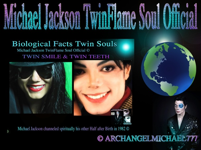 Susan Elsa Michael Jackson True Feminine Natural Counterpart and Twin Teeth Article Cover