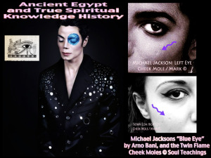 The Twin Flame Eye of Osiris and Isis ancient Egypt- Michael Jackson Susan Elsa Biology Facts