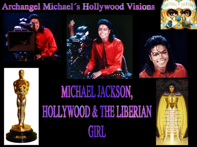 Archangel Michael Jackson Hollywood Visions and Spiritual Power from Beyond - Analysis Oscar News 2015 News Links