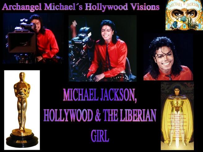 Archangel Michael Jackson Hollywood Visions and Spiritual Power from Beyond - Analysis Oscar News 2015 News Links