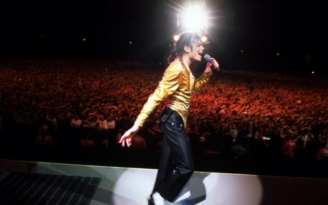 Michael Jackson Dangerous Tour