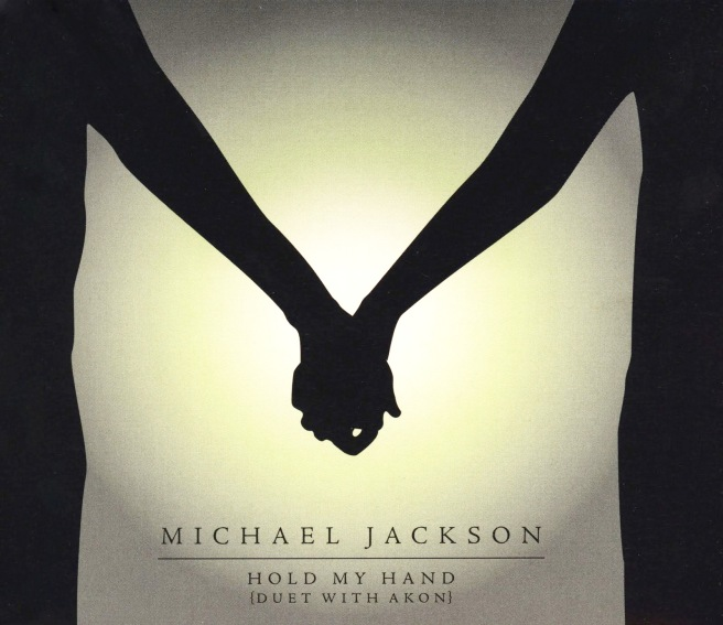Michael Jackson Hold my Hand (feat Akon) - PHOTO FOR EDUCATIONAL AND DOCUMENTARY PURPOSE-