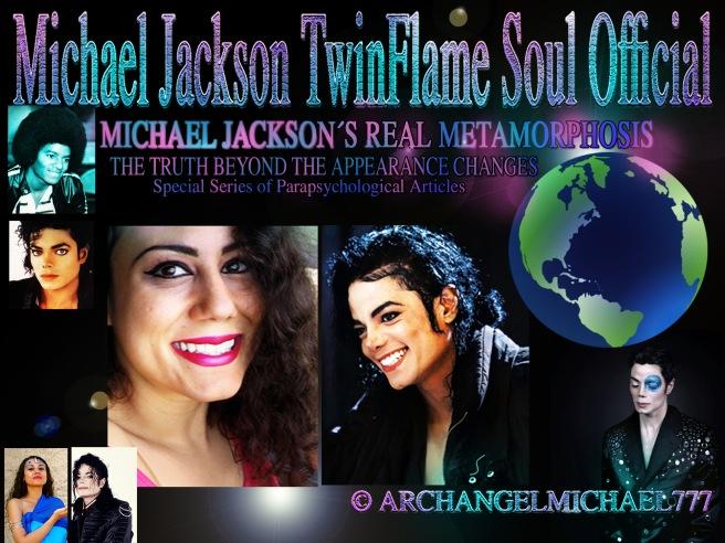 Michael Jackson Secrets of Heaven 777 Metamorphosis Appearance Changes Series- TwinFlame Soul Official