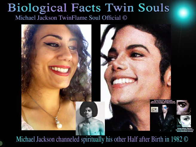 Twin Smile Biology: Michael Jackson Real Twin Flame Soul Science Case © Photos for Educational and Documentary Purpose