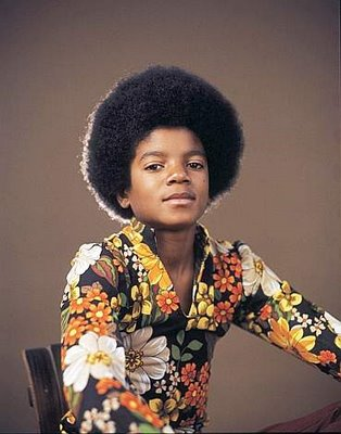 Michael Jackson: A Child Star with a Wise Old Soul - Photo for Educational Purpose