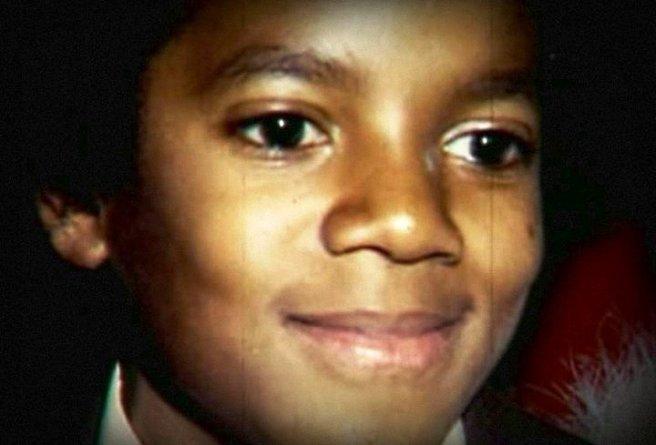 1.6 Michael Jackson Kid Face Close Up - Photo for Educational Purpose